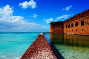 dry tortugas historical sites