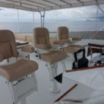 victory yacht captains chair
